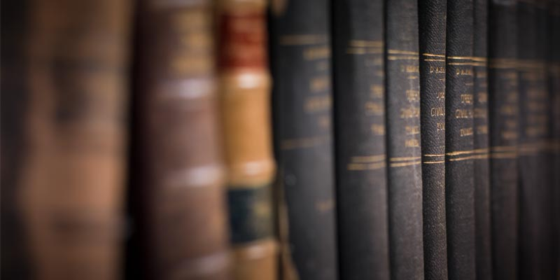 Bøger om lovgivning